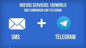 160world + telegram