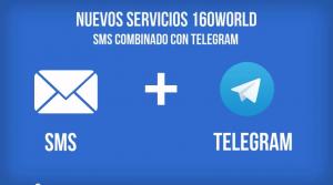 160world + telegram