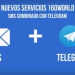 SMS + Telegram: La combinación perfecta