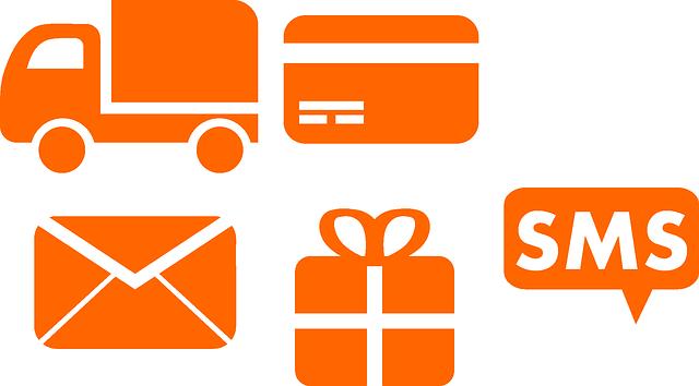 El SMS en la logística de las compañías de paquetería