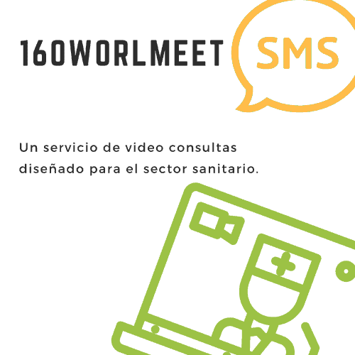 160WorldMeet, un servicio de videoconsultas médicas para sanidad