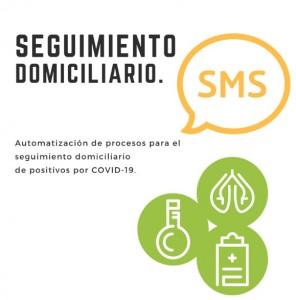 seguimiento pacientes covid19 via sms