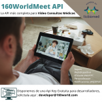 Consulta médica virtual 160WorldMeet